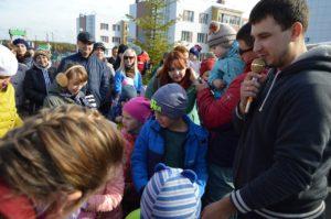 Детские конкурсы на празднике шоколада в Царево