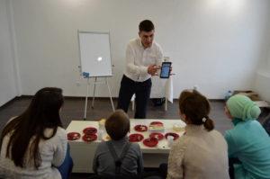 Презентация в Казани м арки Мистер Чо