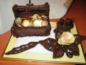 Виды шоколадных подарков