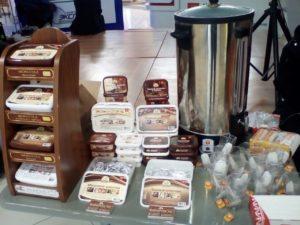 сладости от компании «Шоколад 116»