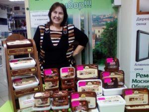 В Казани открылся магазин шоколада