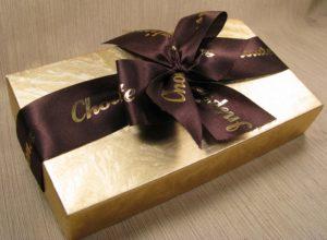 розыгрыш шоколадных призов