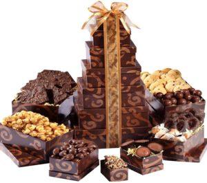 шоколадный подарок каждому покупателю