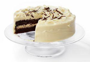 Шоколадная глазурь из белого шоколада