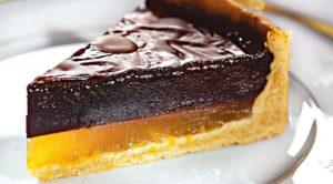 шоколадное желе для заливки торта