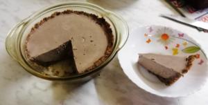 готовый шоколадный торт-суфле