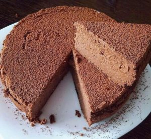 шоколадное суфле простой рецепт