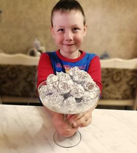 шоколадные конфеты Баунти от домашнего кондитера Никиты