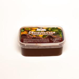 Шоколадный крем Горький шоколад+апельсин