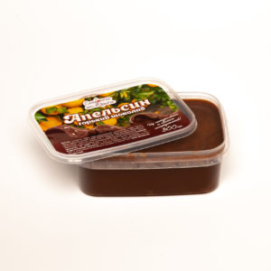 Крем Горький шоколад + апельсин 300 г